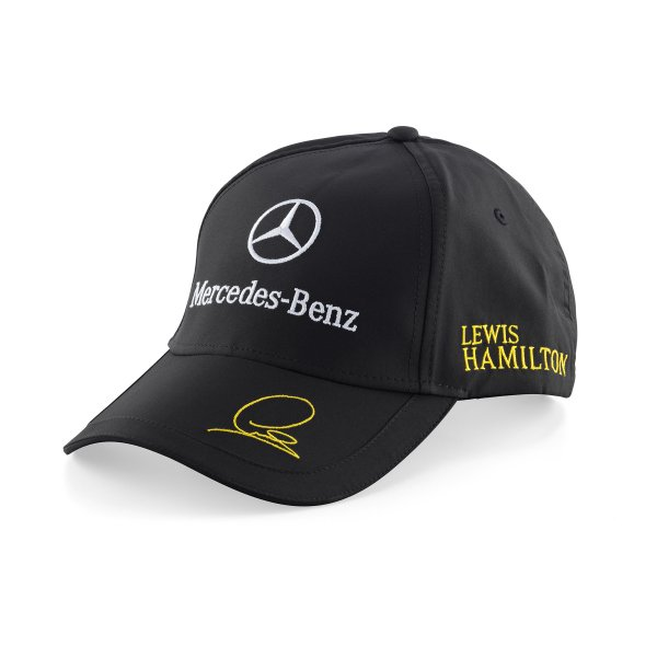 mercedes amg f1 lewis hamilton puma cap 2014 adult ebay. Black Bedroom Furniture Sets. Home Design Ideas