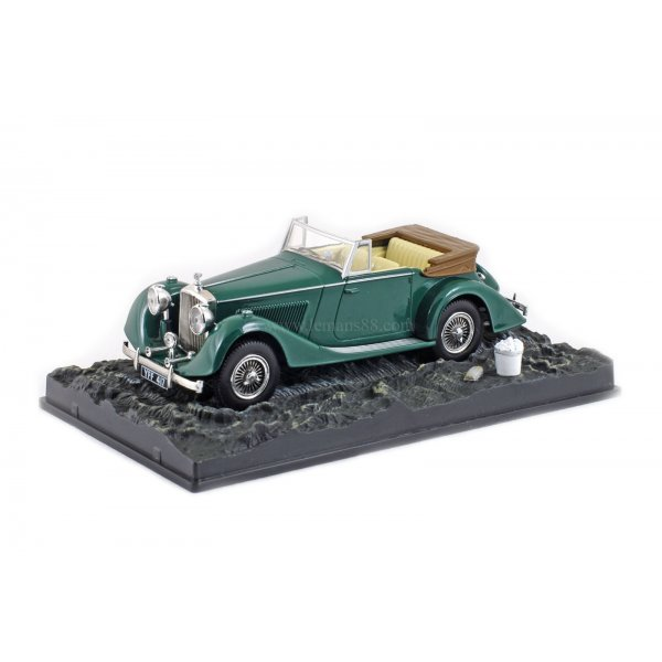 James bond 007-Bentley 4 1//4 Litre-From Russia With Love