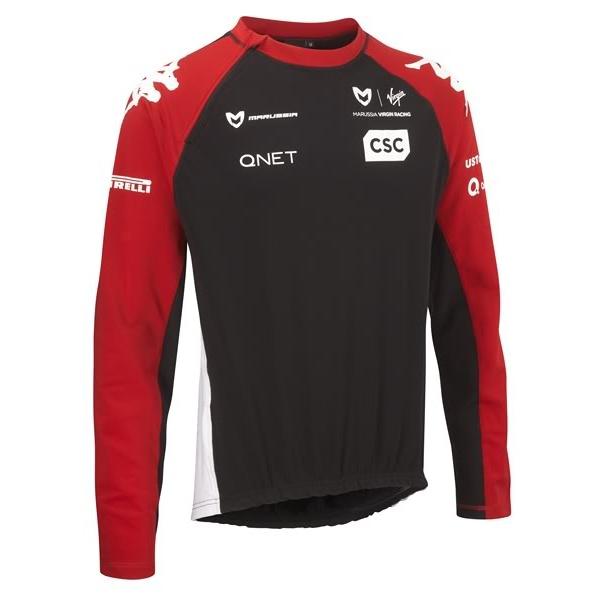 Marussia Virgin Racing F1 Team Sweatshirt 2011 ...