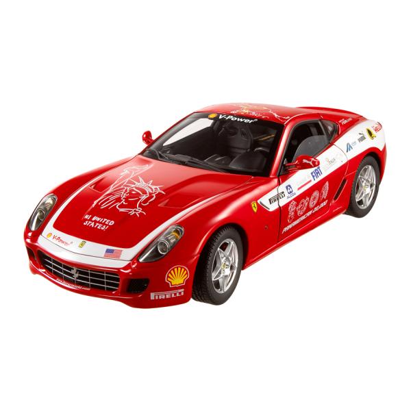 Ferrari 599 Gtb Fiorano: Mattel 1:18 Ferrari 599 GTB Fiorano PANAMERICAN