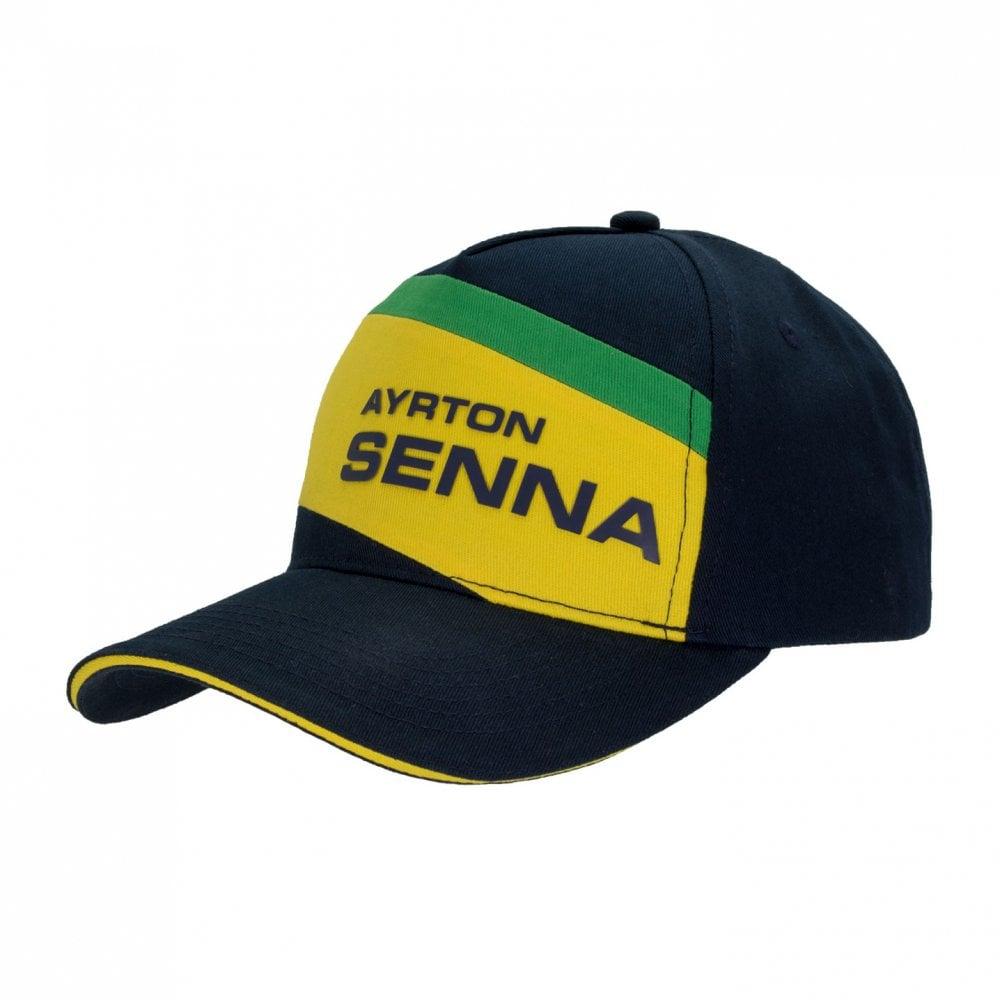 Ayrton Senna Collection Racing Cap F1 ADULT