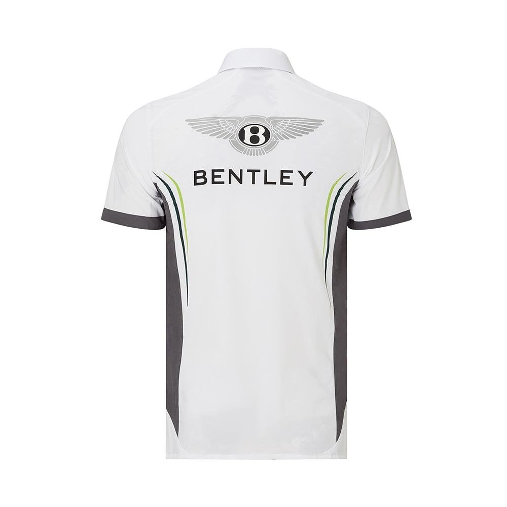 Bentley Motorsport GT3 Technical T-Shirt White// Anthracite 2019 ADULT