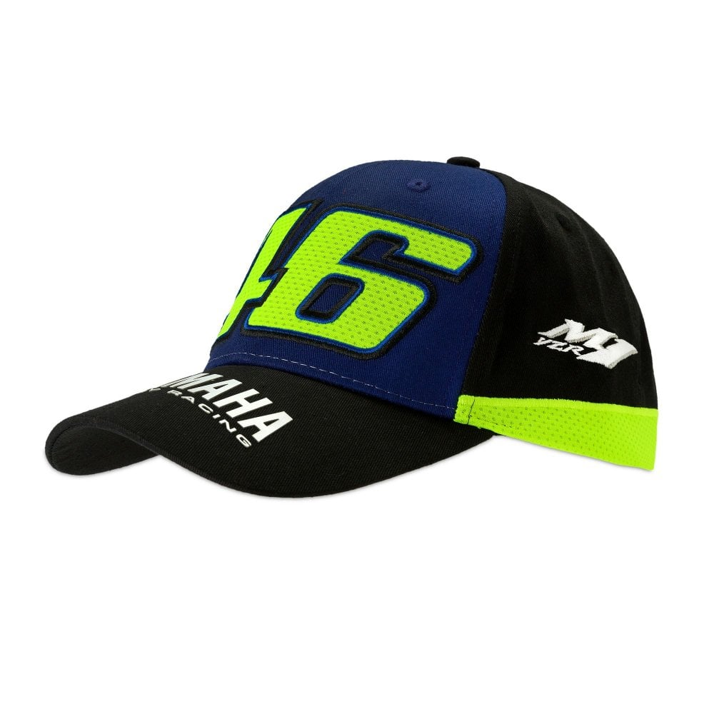 762fadd43bee Yamaha Factory Racing Team Valentino Rossi VR46 Cap MotoGP 2019 ADULT