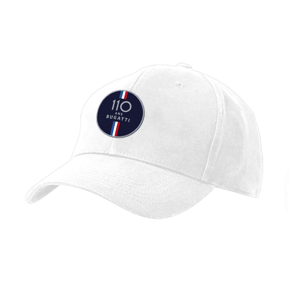 Bugatti Adult Logo Cap in White