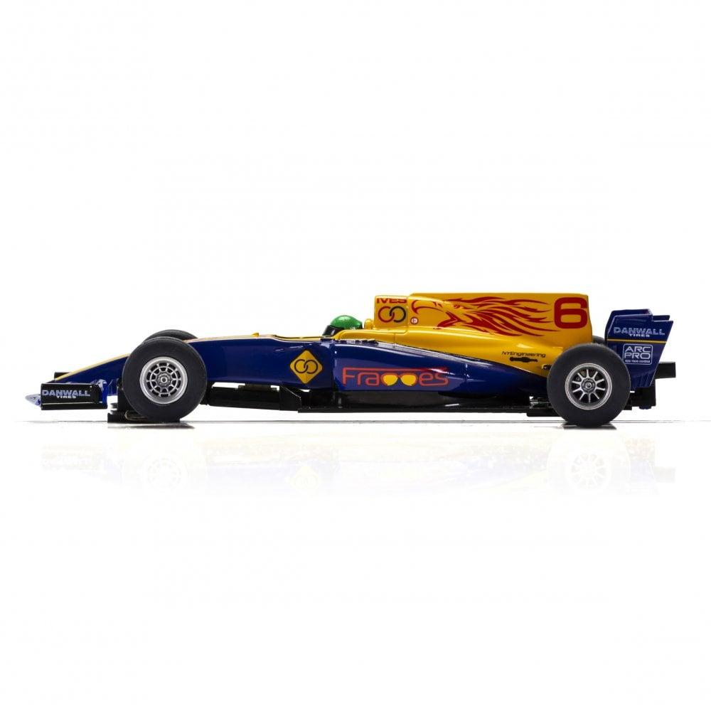 1 32 Slot Car Blue Wings 6 F1