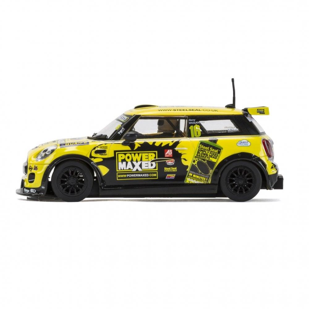 1 32 Slot Car Mini Cooper S 16 Mini Challenge Donington Park 2015