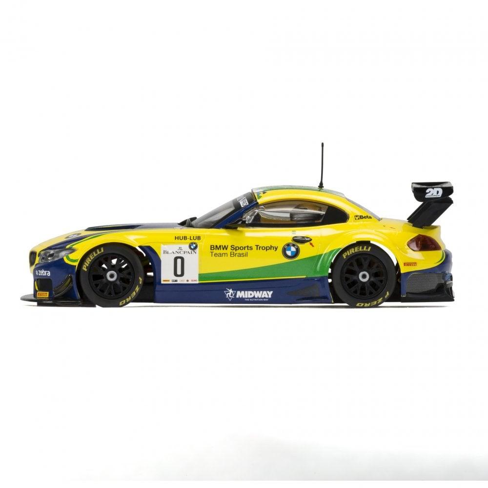 1 32 Slot Car Bmw Z4 0 Gt3 Blancpain Series Brands Hatch 2015