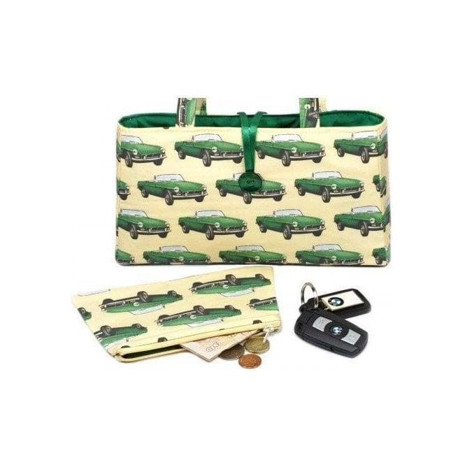 ba1003e5875 Hergest MGB Ladies Handbag & Purse Set - Gifts from Le Mans 88 UK