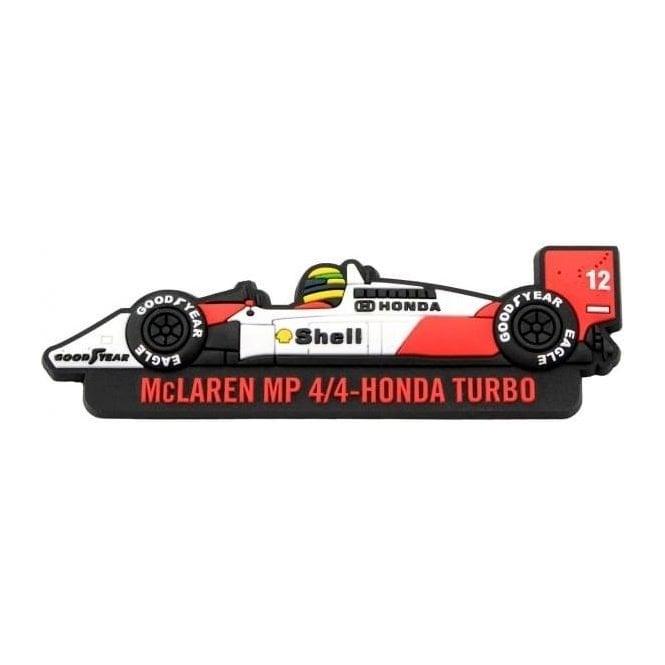 McLaren Fridge Magnet MP4-4 F1 Car