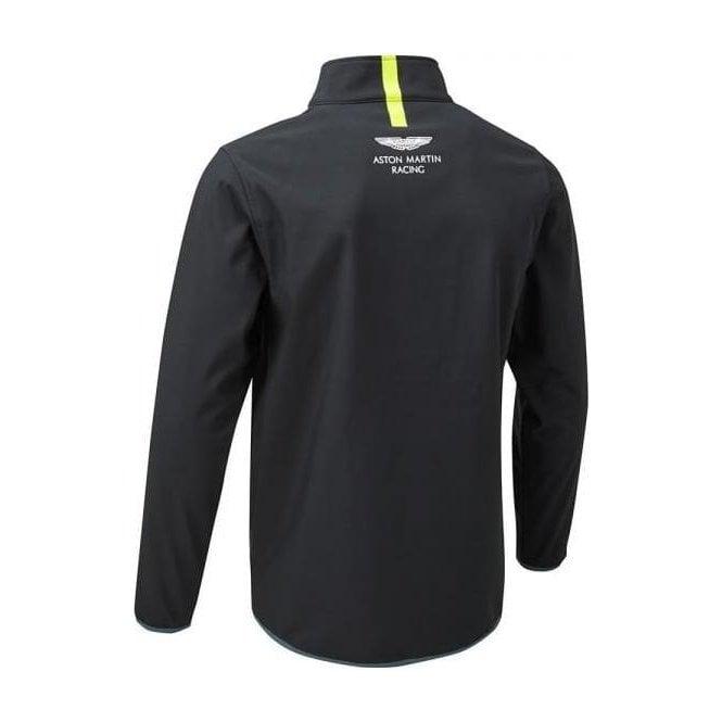 Aston Martin Racing Softshell Jacket 2019 navy adulte