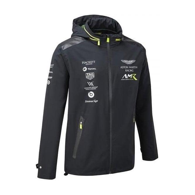 Aston Martin Racing Team Lightweight Jacket 2018 Navy Adult Large Motorsport Merchandise From Le Mans 88 Uk