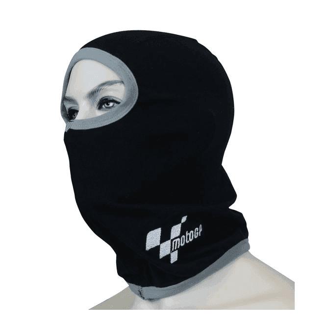 Motogp Balaclava For Motor Bike Rider Black Grey Motorsport Merchandise From Le Mans 88 Uk